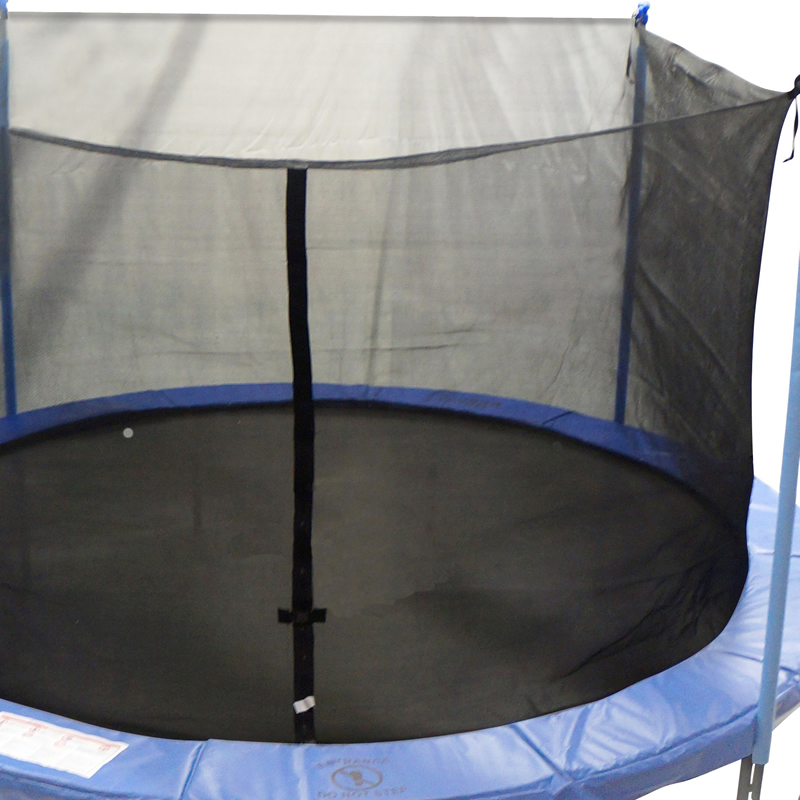 14 Ft Trampoline Netting (inside Type For 4 Straight Poles