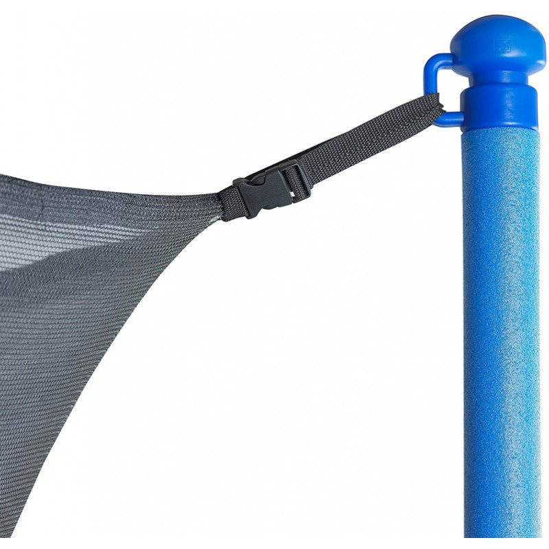 Trampoline Parts Ireland: 14 Ft Trampoline Netting (inside Type For 8 Straight Poles