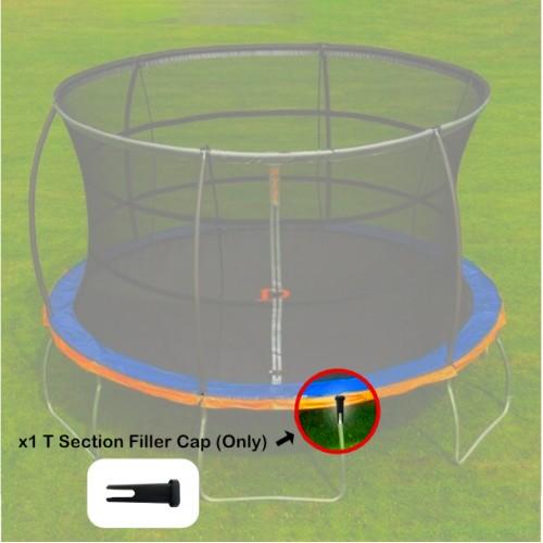Frame T Section Filler Cap