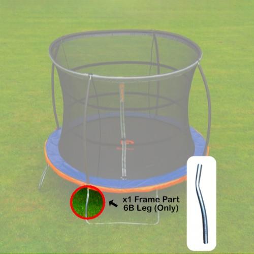 Jump Power Frame Part 6B Leg for 10 foot trampoline
