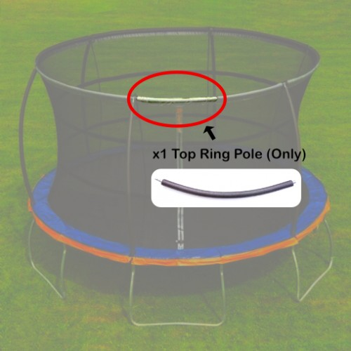 Jump Power Top Ring Pole for 13 foot trampoline