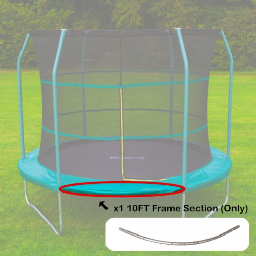Tech Sport Frame Section 10 foot trampoline